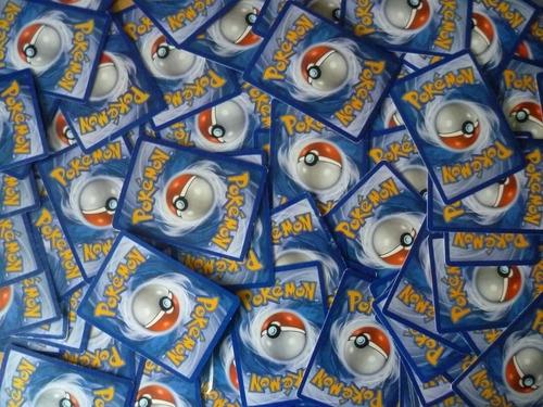1000 cartas de pokemon card game