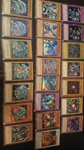 1000 cartas yugioh +1 regalo descripción +caja + envío con c