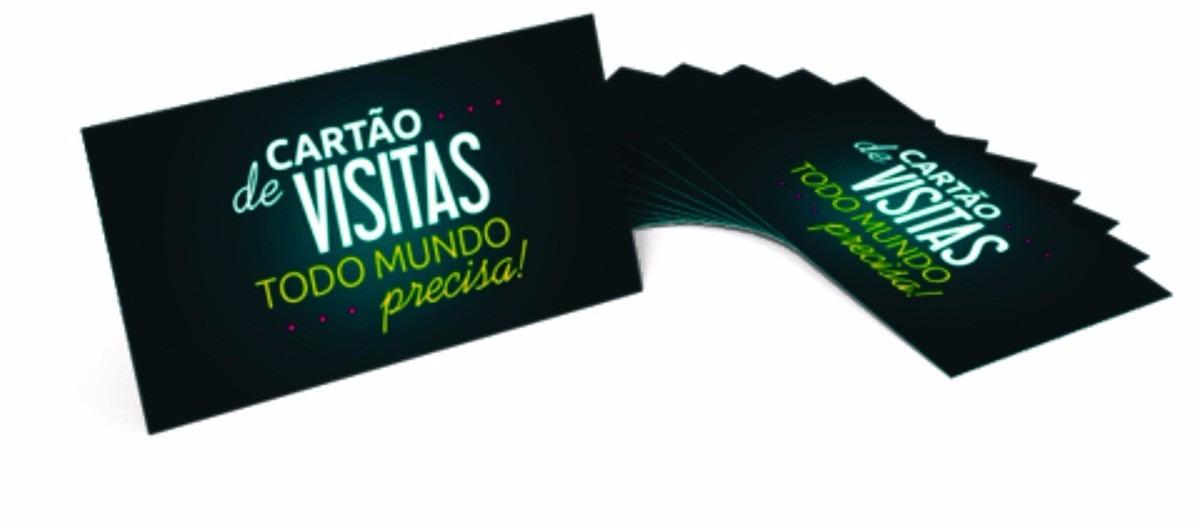 1000 cartão de visita verniz frete grátis cartão de visita r 39