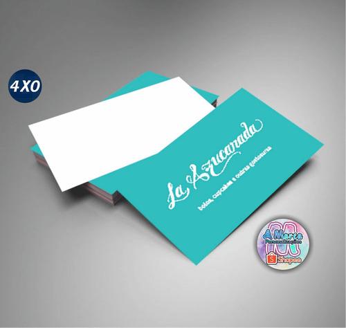 1000 cartões de visita personalizados