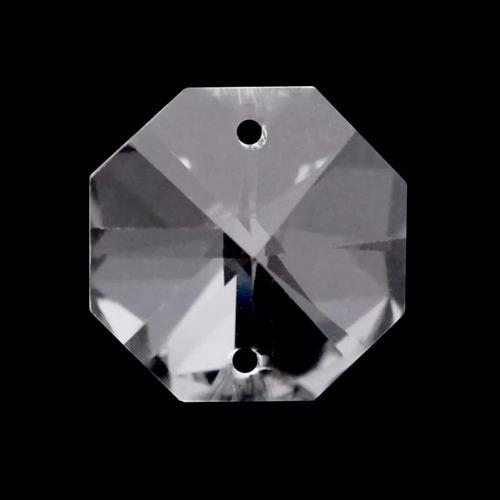 1000 cristais castanha italiana com 2 furos para lustres