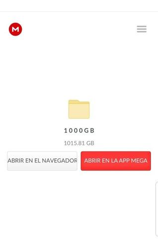 1000 gb de xxx