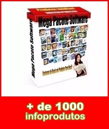 1.000 infoprodutos com direito de revenda frete gratis