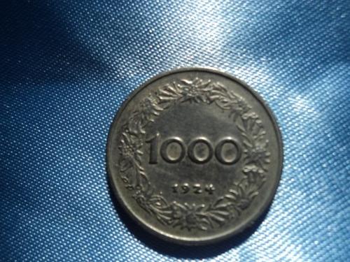 1000 kronen de autria excelente estado