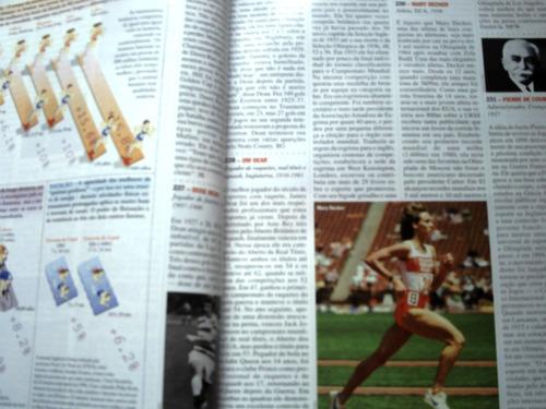 1000 maiores esportistas do século 20, por stephen jezzard