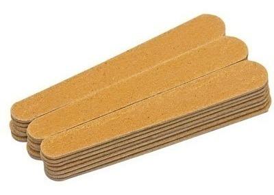 1000 mini lixas de unha + 1000 palitos manicure kit atacado