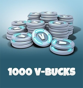 1000 pavos fortnite ps4 (1000 v-bucks) usa