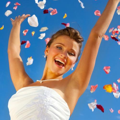 1000 pétalos artificiales bodas decoraciones eventos rosas