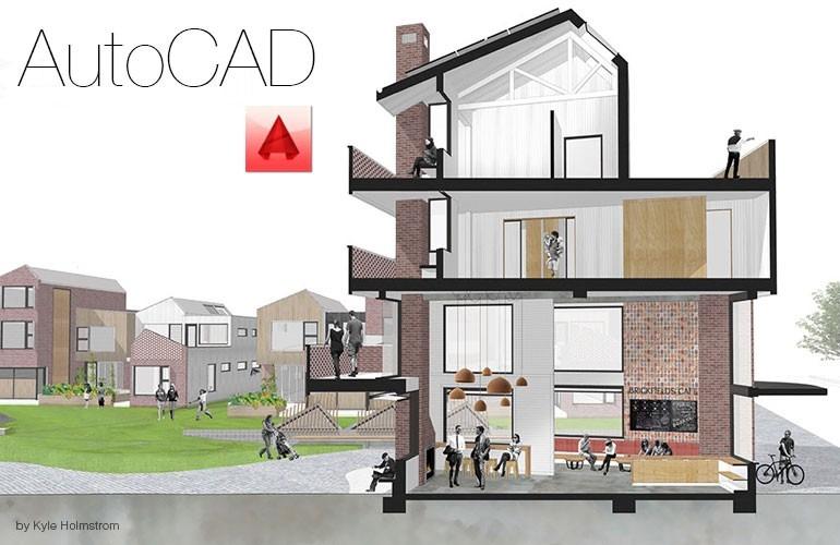 1000 planos profesionales de casas hechos en autocad for Software para planos de casas