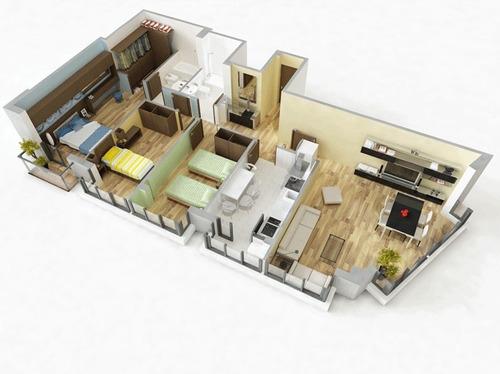 1000 planos profesionales de casas hechos en autocad