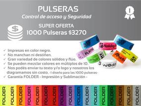 260ddd596f90 Pulseras De Papel Personalizadas - Cumpleaños y Fiestas en Mercado Libre  Uruguay