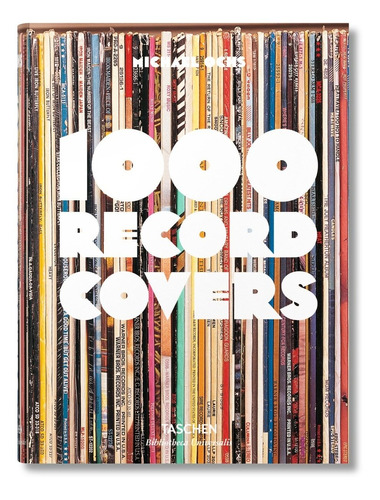 1000 record covers (t.d) -bu-