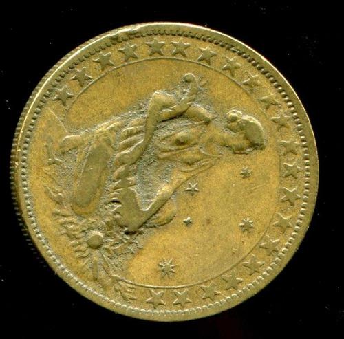 1.000 réis - 1927- rara - rev. horizontal - soberba- l.851