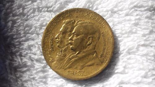 1000 reis moeda antiga centenário da independência 1822-1922