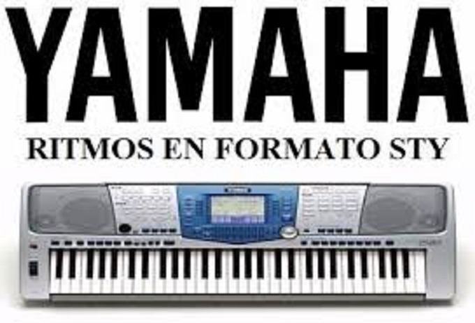 ritmos sty para teclado yamaha
