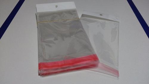 1000 sobre celofan bolsa 10x15 expositor con adhesivo pr