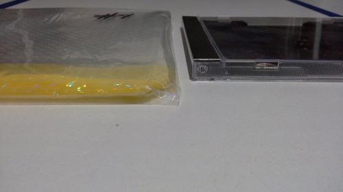 1000 sobres celofan bolsas 15.8x13.6 dvd virgen adhesivo 4