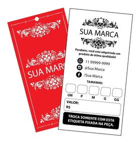 8c671e978 Etiquetas Personalizadas Para Roupas no Mercado Livre Brasil