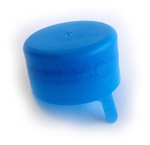 1000 tapas para garrafon de agua purificada faldon mediano