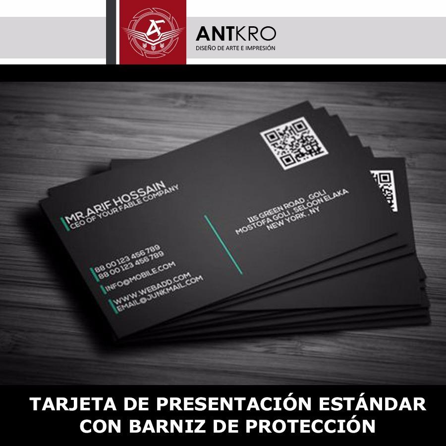 dffcf46830665 1000 tarjetas de presentación modelo black envío incluido. Cargando zoom.