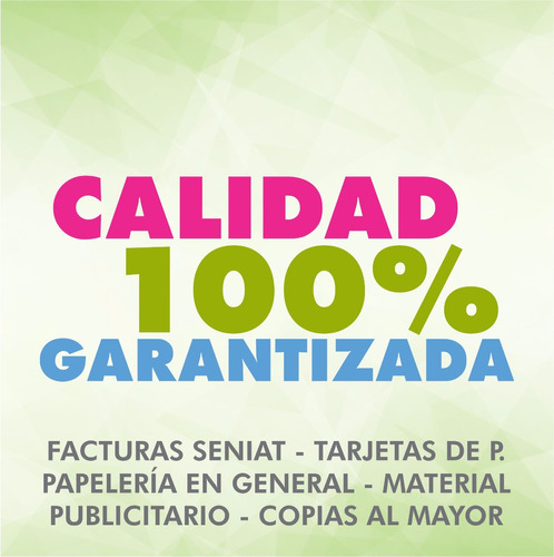 1000 volantes publicitarios impreso a un color y full color