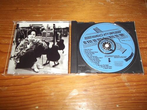 10,000 maniacs - mtv unplugged cd imp ed 1993 mdisk