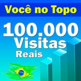 6666079c14 Compre 1.000 Visitas Para Seu Site Ou Blog Aparti De R$0.99 - Informática  [Melhor Preço] no Mercado Livre Brasil