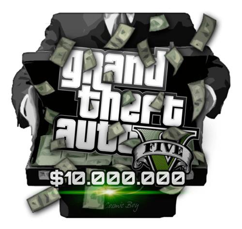 ¡¡¡$10.000.000 millones + rp!!! gta 5 online ps4