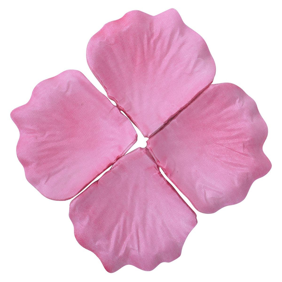 1000pcs Vario Color De Seda Rosa Pétalos Flores Pink