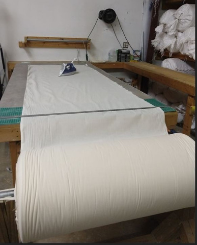 1000's of yards of muslin cotton cloth available!