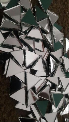 1000triangulitos x mayor espejos ideal mosaiquismo