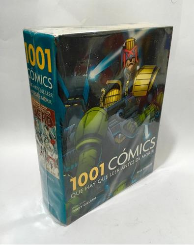 1001 cómic qué hay que leer antes de morir