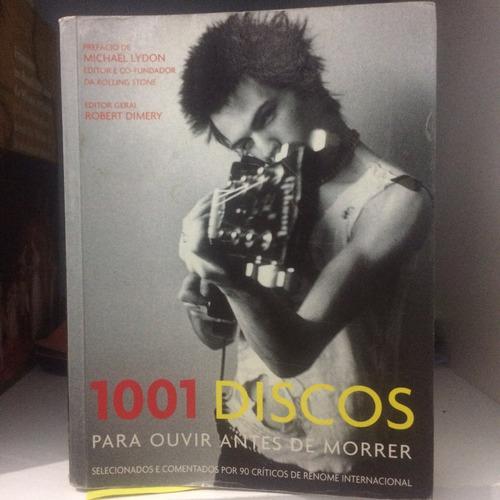 1001 discos para ouvir antes de morrer livro