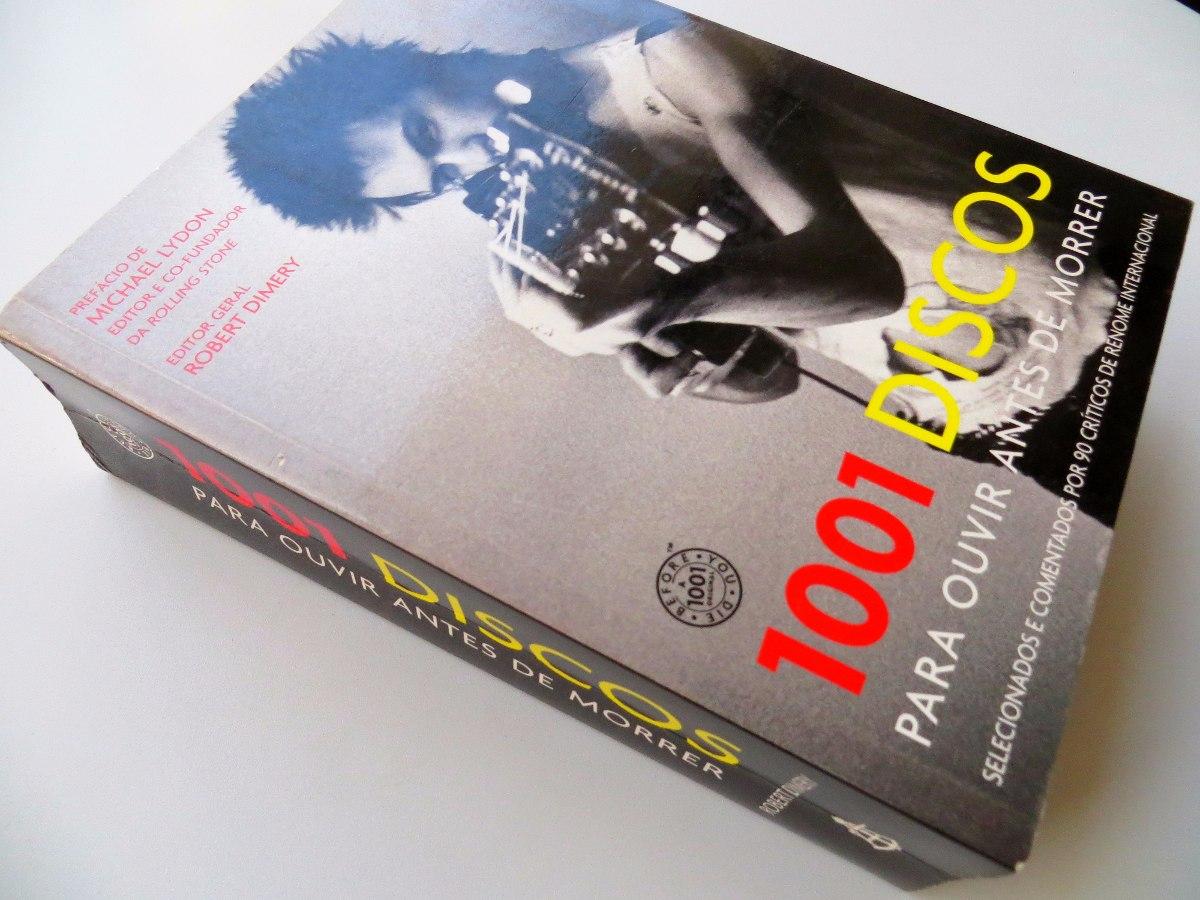 1001 Discos Para Ouvir Antes De Morrer Livro Pdf