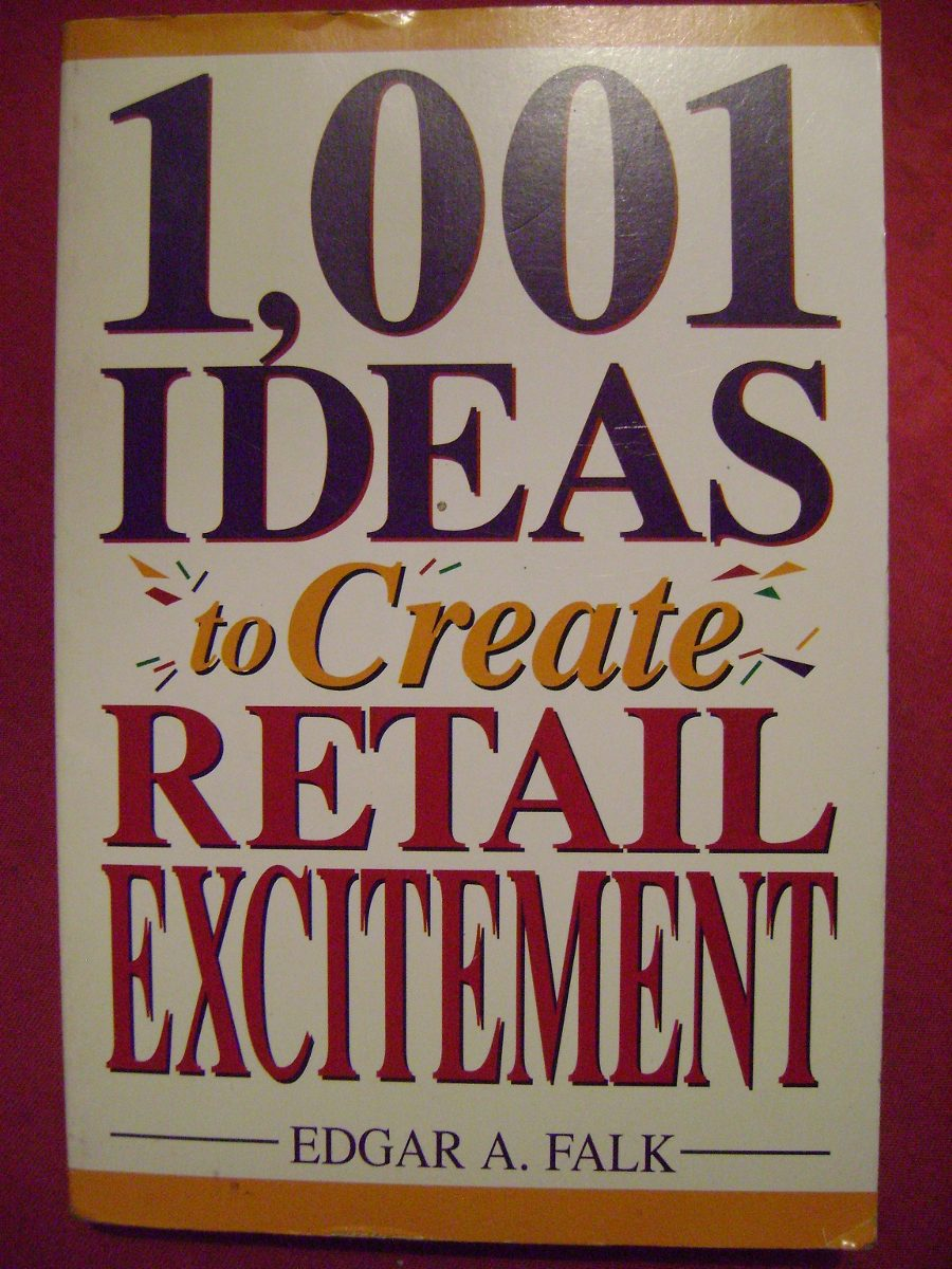 1,001 ideas to create retail excitement - edgar a. falk. Cargando zoom.