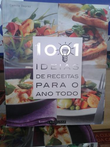 1001 ideias de receitas para o ano todo