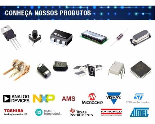 100pçs diodo retificador 1n4007