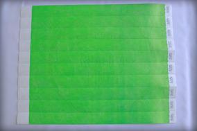 1e2b76d1bb6a 100pulseras Sin Impresión Para Eventos Tyvek Control