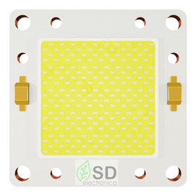 100w Led Blanco Frío Bridgelux Flip Chip - Sd Electronica