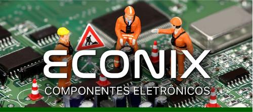 100x capacitor eletrolitico 220uf x 25v * 220 uf