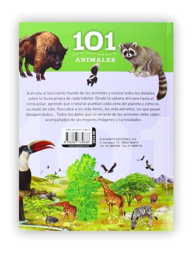 101 cosas que deberías saber sobre los animales
