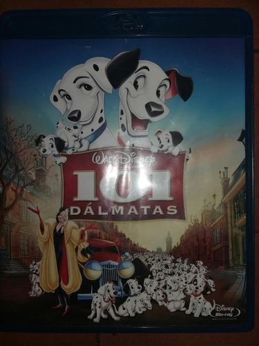 101 dalmatas de disney - edicion blu-ray disc