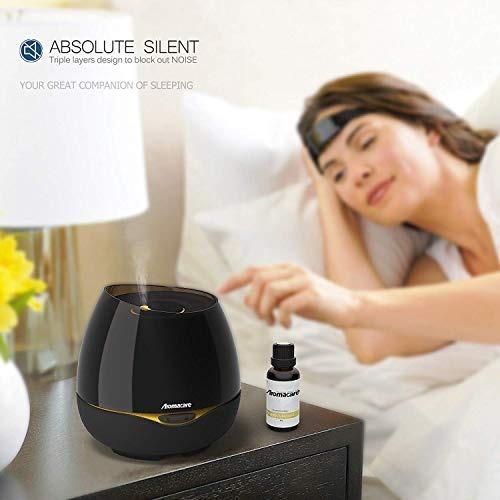 101 fl oz aroma humidificador de vapor frio ultrasonico bt