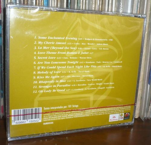 101 strings cd una vida a tu lado sellado sin abrir