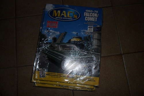 10115-ford falcon 60/70 catalogo