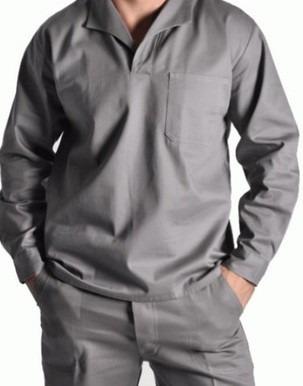 68abf6c22 101601- Kit 06 Conj Brim Uniforme Prof Calça camisa M Longa - R  520 ...