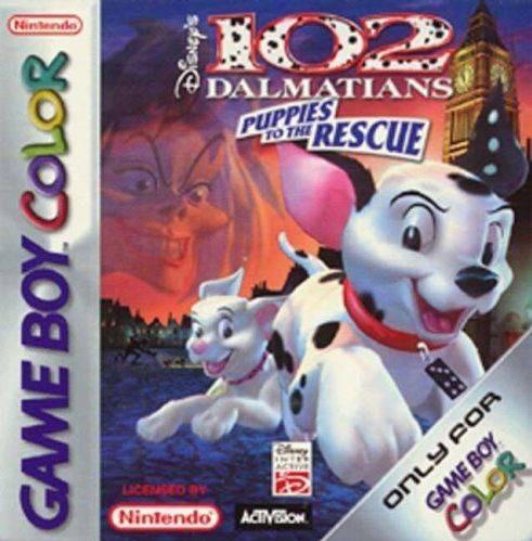 102 dalmatians puppies to the rescue (completo) - gbc