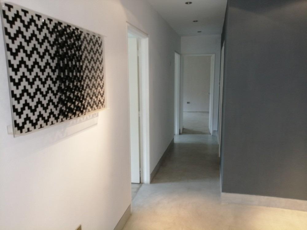 104 mt2 apartamento de lujo urb.la trigaleña
