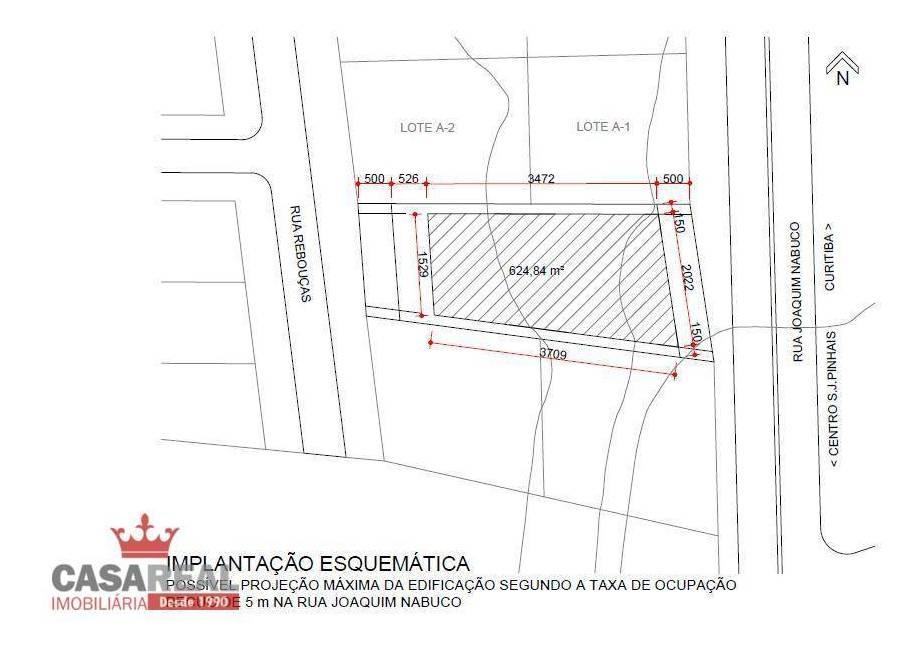 1041,40 m², prox. portal, duas frentes, comercial ou residencial - zr-4 coeficiente 2,5 e possibilidade de potencial. - te0015