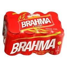 105 latas de cerveja bhama de 269 ml